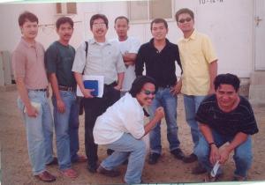 Saudi Archirodon Camp in Shoaiba Jeddah