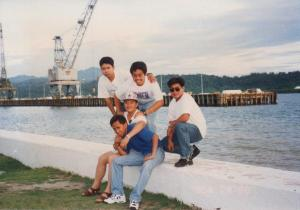 Nesic Engineering Design Team in Subic (1993)